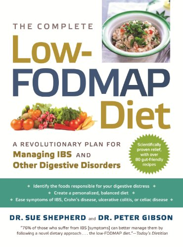 Low-FODMAP Diet: A revolutionary plan for managing IBS and other digestive disorders