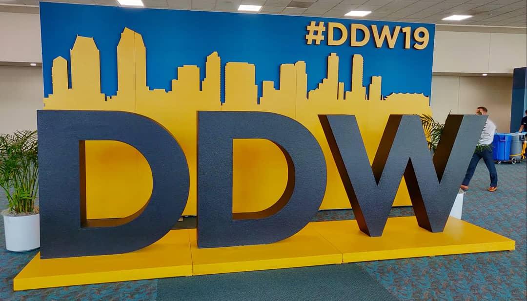 Digestive Disease Week conference letters