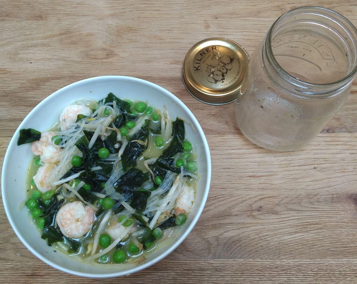Gourmet Instant Jar Noodles