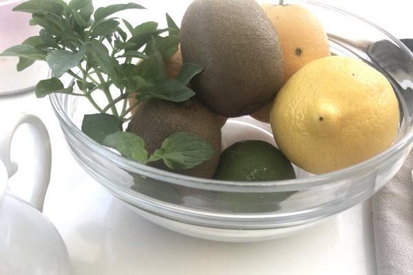 Fruit bowl for blog