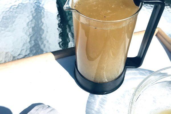 Iced tea for blog