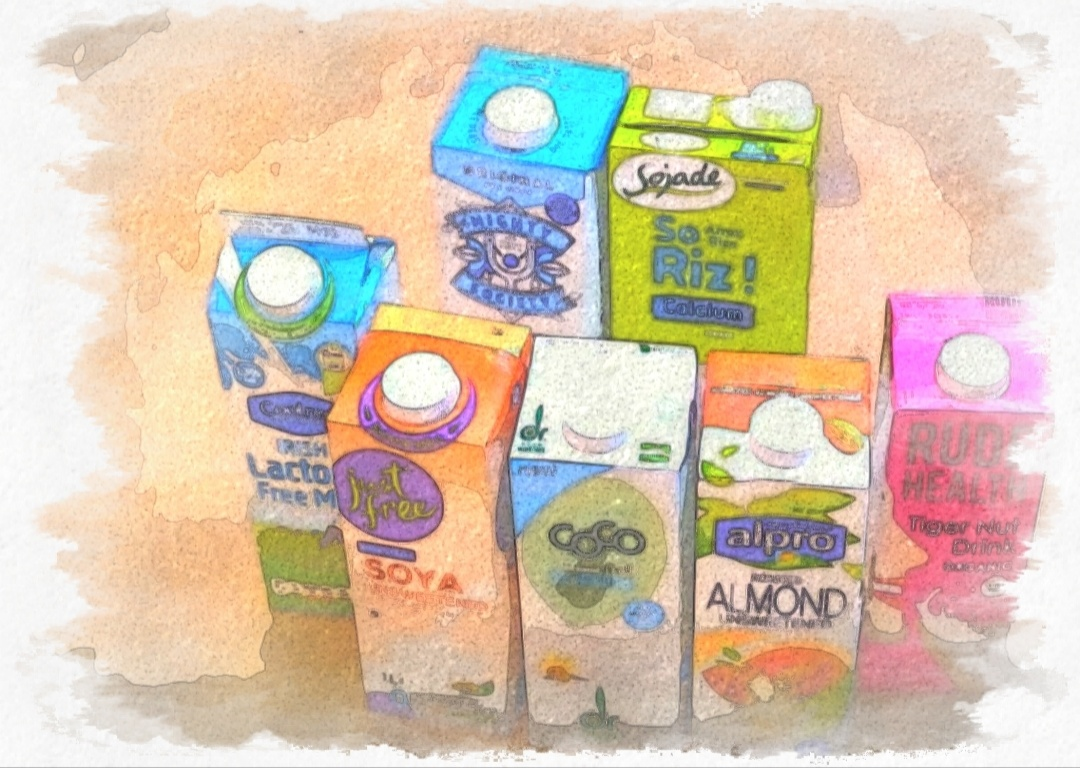 Plant-Based Milks – A FoodMarble Taste Test